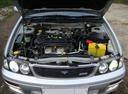 Фото авто Nissan Bluebird U14, ракурс: двигатель