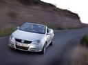 Фото авто Volkswagen Eos 1 поколение, ракурс: 45