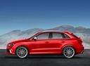 Фото авто Audi RS Q3 8U, ракурс: 90 цвет: красный