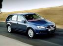 Фото авто Ford Focus 2 поколение, ракурс: 315 цвет: синий