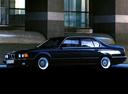 Фото авто BMW 7 серия E32, ракурс: 45