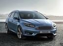 Фото авто Ford Focus 3 поколение [рестайлинг], ракурс: 315 цвет: голубой