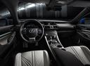 Фото авто Lexus RC 1 поколение, ракурс: торпедо