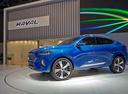 Фото авто Haval F7 1 поколение, ракурс: 45 цвет: синий