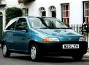 Фото авто Fiat Punto 1 поколение, ракурс: 315