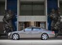 Фото авто Bentley Flying Spur 1 поколение, ракурс: 90 цвет: серый