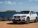 Фото авто BMW X1 F48, ракурс: 45 цвет: белый