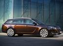 Фото авто Opel Insignia A [рестайлинг], ракурс: 270 цвет: коричневый