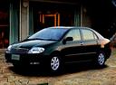 Фото авто Toyota Corolla E120, ракурс: 45