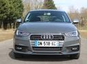 Фото авто Audi A1 8X [рестайлинг],  цвет: серый