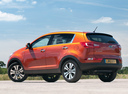 Подержанный Kia Sportage, оранжевый металлик, цена 770 000 руб. в Челябинской области, отличное состояние