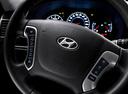 Фото авто Hyundai Santa Fe CM [рестайлинг], ракурс: рулевое колесо