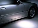 Фото авто Mercedes-Benz CL-Класс C215 [рестайлинг], ракурс: боковая часть
