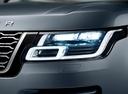 Фото авто Land Rover Range Rover 4 поколение [рестайлинг], ракурс: передние фары