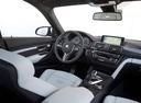 Фото авто BMW M3 F80, ракурс: салон целиком