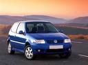 Фото авто Volkswagen Polo 3 поколение [рестайлинг], ракурс: 315