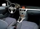 Фото авто Chevrolet Vectra 3 поколение, ракурс: рулевое колесо