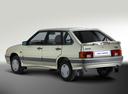 Фото авто ВАЗ (Lada) 2114 1 поколение, ракурс: 135 - рендер цвет: бежевый