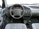 Фото авто Chevrolet Lanos 1 поколение, ракурс: торпедо