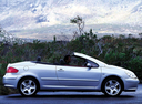 Фото авто Peugeot 307 1 поколение, ракурс: 270