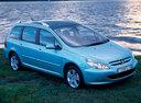 Фото авто Peugeot 307 1 поколение, ракурс: 315