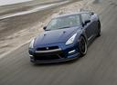 Фото авто Nissan GT-R R35 [рестайлинг], ракурс: 45