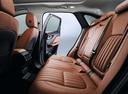 Фото авто Jaguar F-Pace 1 поколение, ракурс: задние сиденья