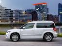 Новый Skoda Yeti, белый , 2017 года выпуска, цена 1 556 800 руб. в автосалоне АвтоЕвразия
