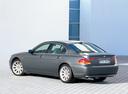 Фото авто BMW 7 серия E65/E66, ракурс: 135 цвет: серый