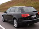 Фото авто Audi A6 4F/C6, ракурс: 135 цвет: черный