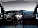 Фото авто Mazda Tribute 1 поколение [рестайлинг], ракурс: торпедо