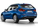 Фото авто BMW X1 E84 [рестайлинг], ракурс: 135 цвет: синий