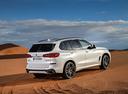 Фото авто BMW X5 G05, ракурс: 225 цвет: белый