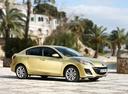 Фото авто Mazda 3 BL, ракурс: 315 цвет: сафари