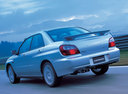 Фото авто Subaru Impreza 2 поколение, ракурс: 135