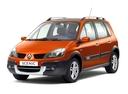 Фото авто Renault Scenic 2 поколение [рестайлинг], ракурс: 45