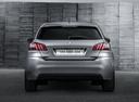 Фото авто Peugeot 308 T9, ракурс: 180 цвет: серый