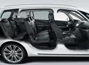 Фото авто Opel Zafira C [рестайлинг], ракурс: салон целиком цвет: белый