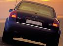 Фото авто Audi A6 4B/C5, ракурс: 180 цвет: черный