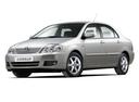 Фото авто Toyota Corolla E130 [рестайлинг], ракурс: 45 цвет: серебряный
