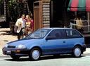Фото авто Suzuki Swift 2 поколение, ракурс: 45