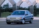 Фото авто Mitsubishi Lancer VI, ракурс: 45