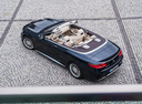 Фото авто Mercedes-Benz S-Класс W222/C217/A217, ракурс: сверху цвет: синий