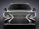 Фото авто Lexus LS 5 поколение,  цвет: серебряный