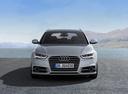 Фото авто Audi A6 4G/C7 [рестайлинг],  цвет: серебряный