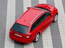 Фото авто Skoda Octavia 3 поколение, ракурс: сверху цвет: красный