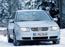 Фото авто Volkswagen Bora 1 поколение,  цвет: белый
