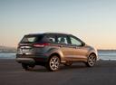 Фото авто Ford Kuga 2 поколение, ракурс: 225 цвет: бронзовый