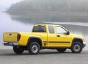 Фото авто Chevrolet Colorado 1 поколение, ракурс: 225