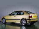 Фото авто BMW 3 серия E36, ракурс: 135 цвет: золотой